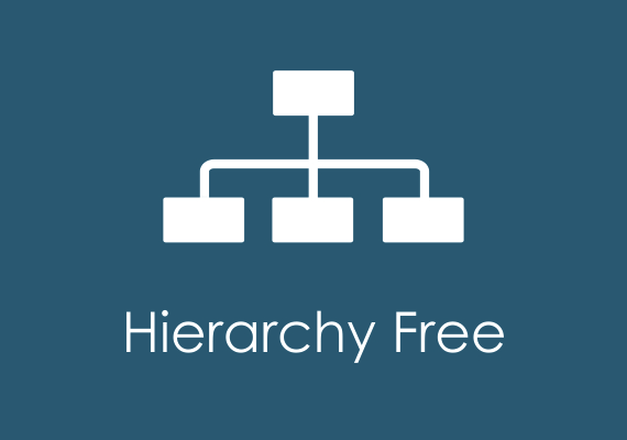 Hierachy free